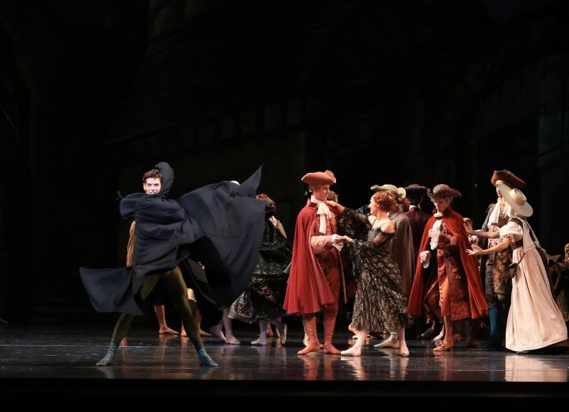 Andrew Killian, Artists of The Australian Ballet, Manon 2014