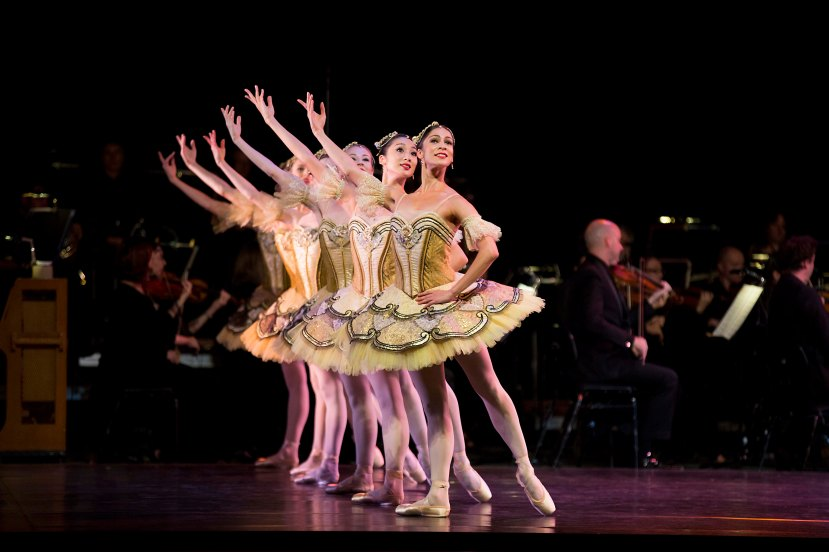 Artists of The Australian Ballet, Telstra Ballet in the Bowl, 2014, The Australian Ballet