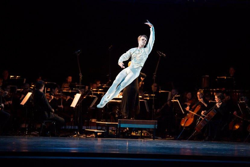Chris Rodgers-Wilson,Telstra Ballet in the Bowl 2014, The Australian Ballet