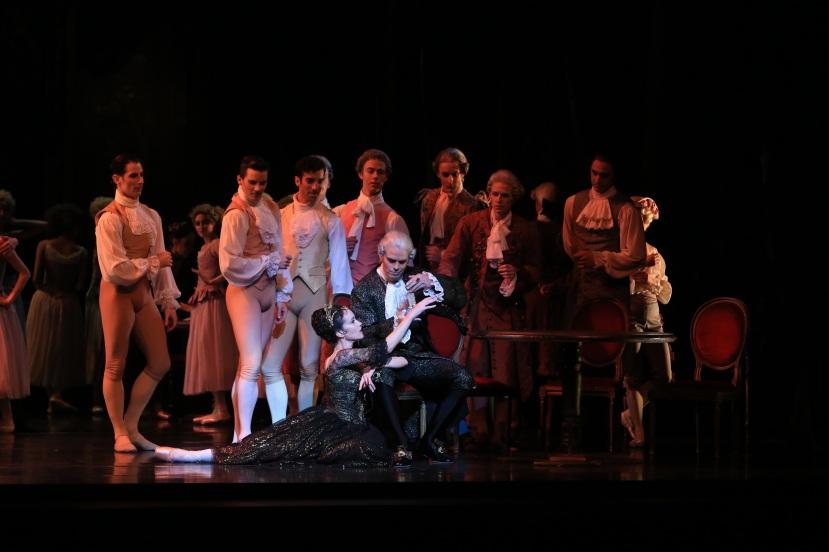 Lucinda Dunn, Steven Heathcote Artists of The Australian Ballet, Manon 2014