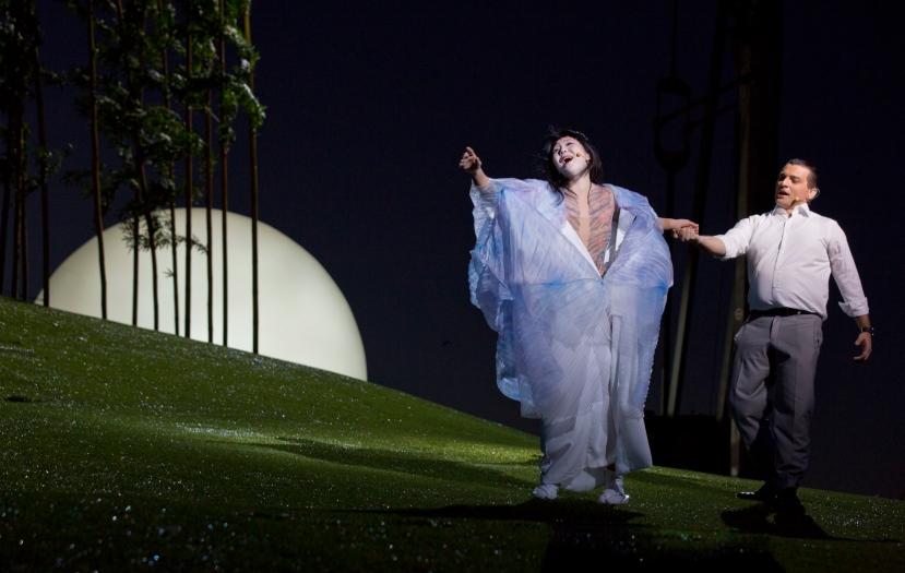 Madama Butterfly, Handa Opera Sydney Harbour 2014, Hiromi Omura, Georgy Vasiliev