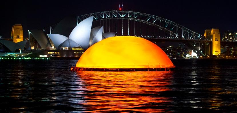 Madama Butterfly, Handa Opera Sydney Harbour 2014, The Sun