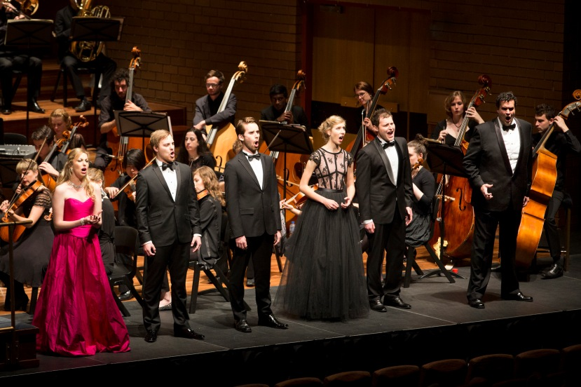 Victorian Opera, Games of Love & Chance, Kate Amos, Nathan Lay, Jeremy Kleeman, Emma Muir-Smith, Michael Petrucelli, Carlos E Barcenas sing sextet from Lucia di Lammermoor
