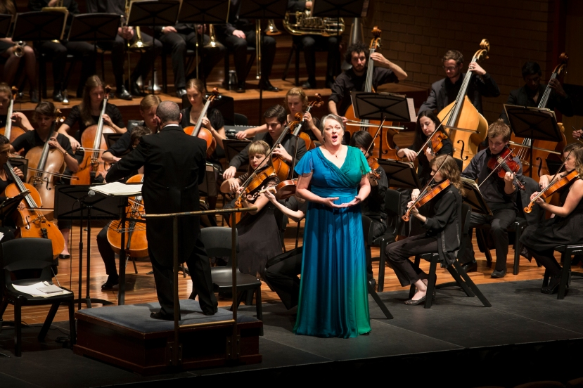 Victorian Opera, Games of Love & Chance, Lisa Gasteen, Richard Mills, Monash Academy Orchestra