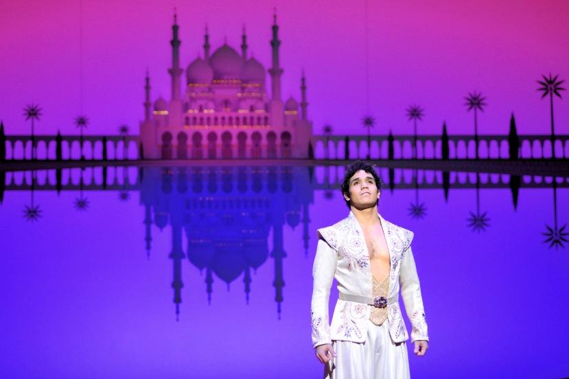 Aladdin Broadway, Adam Jacobs