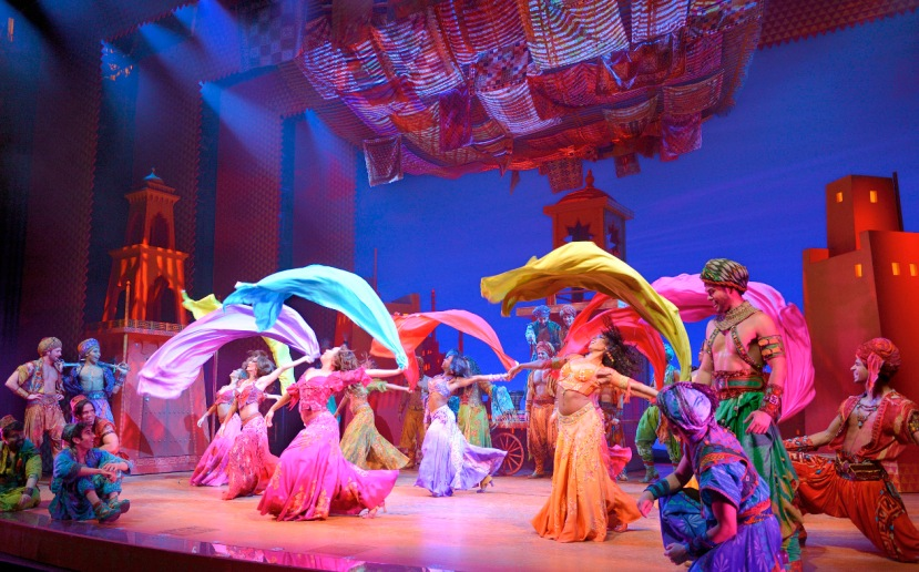 Aladdin Broadway, Arabian NIghts