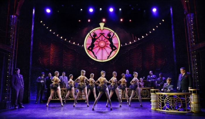 Bullets over Broadway the musical, Atta-girls