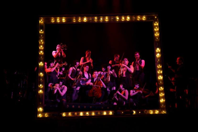 Cabaret Broadway 2014 The Orchestra is Beautiful