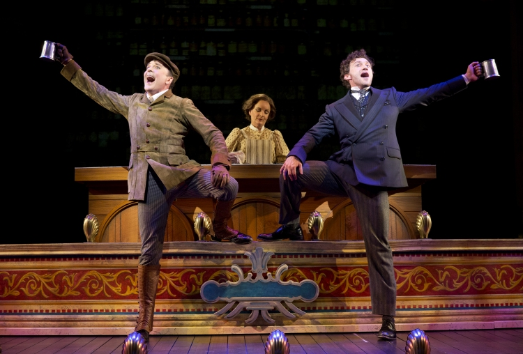 Gentleman's Guide Broadway, Jefferson Mays, Jennifer Smith, Bryce Pinkham