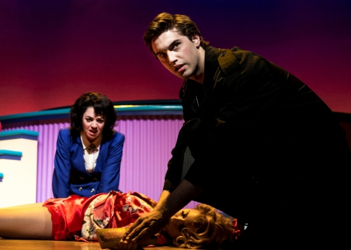 Heathers the Musical, Barrett Wilbert Weed, Ryan McCartana