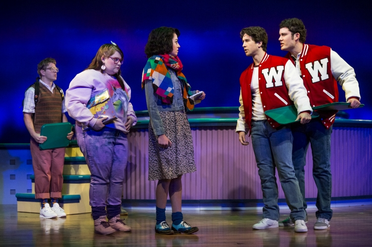 Heathers the Musical, Barrett Wilbert Weed