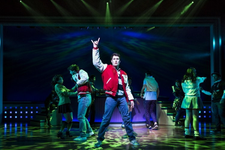 Heathers the Musical, Jon Eidson