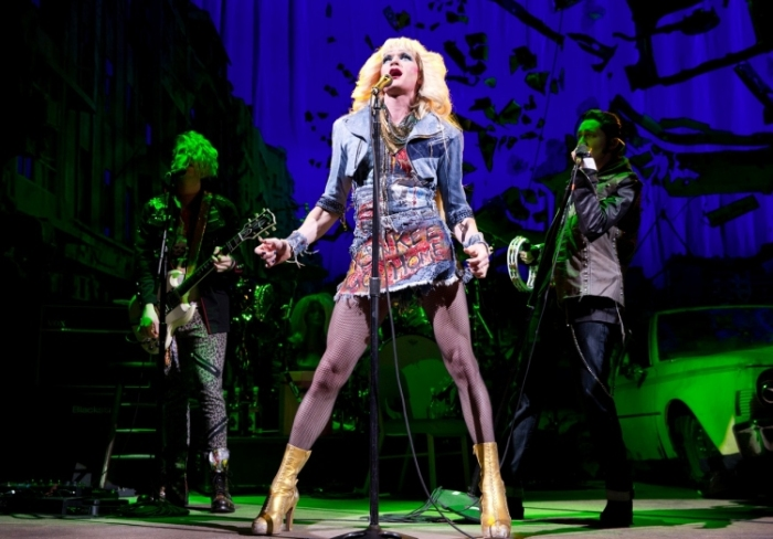 Hedwig and the Angry Inch 2014 Broadway NPH