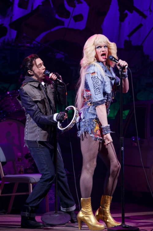 Hedwig and the Angry Inch 2014 Broadway
