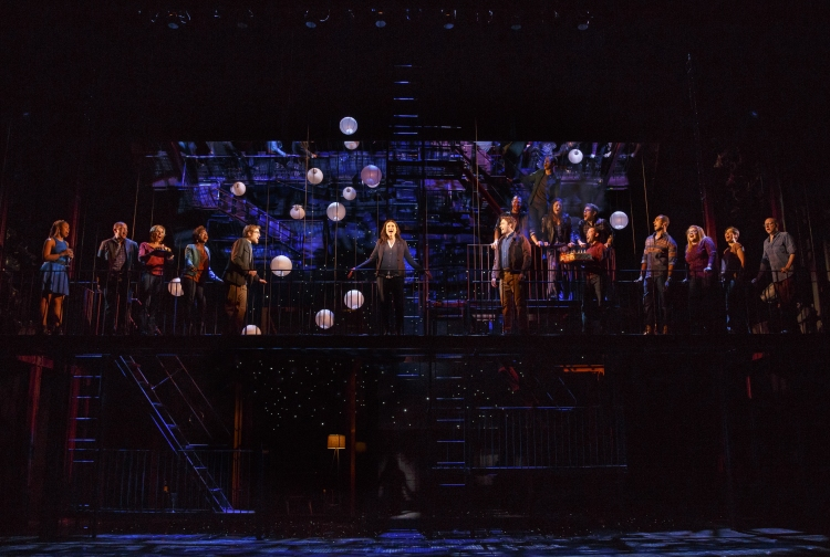 If Then, Broadway, Idina Menzel, Elizabeth's birthday