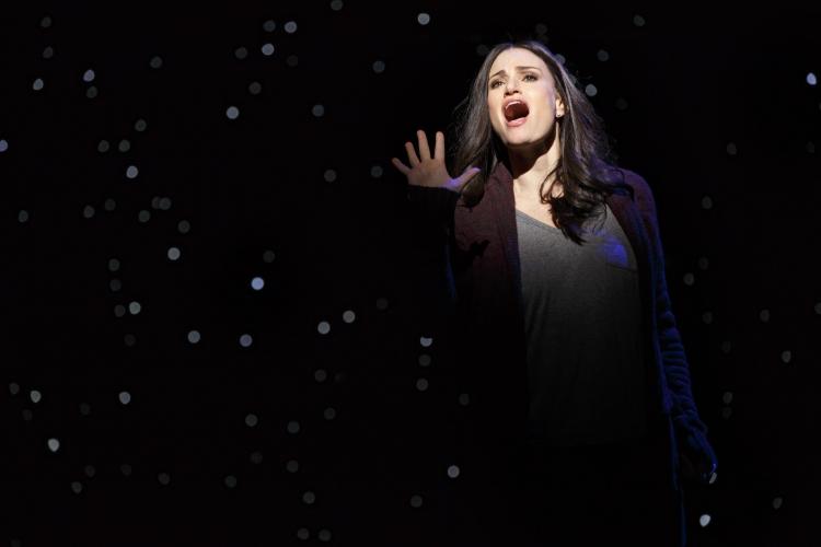 If Then, Broadway, Idina Menzel
