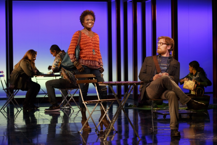If Then, Broadway, LaChanze, Anthony Rapp