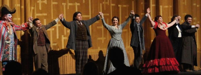 La Boheme, Met Opera 2014