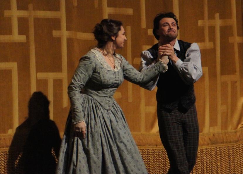 La Boheme 2014 Met Opera, Frittoli, Grigolo