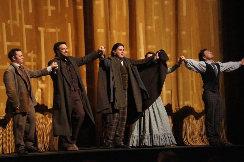 La Boheme 2014 Met Opera