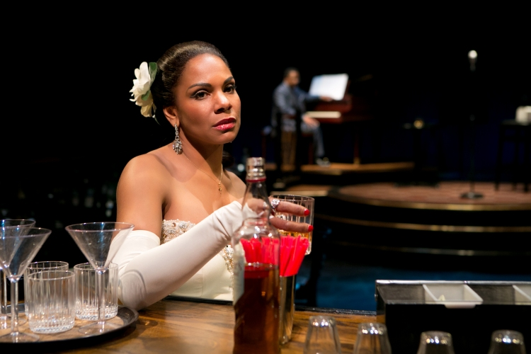 Lady Day, Audra McDonald as Billie Holiday