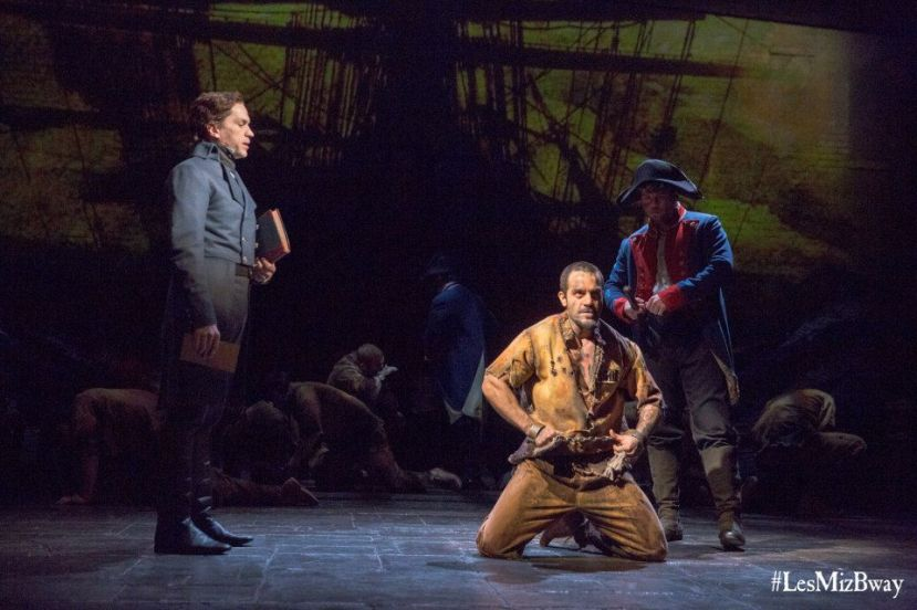 Les Miz 2014 Broadway, Ramin Karimloo
