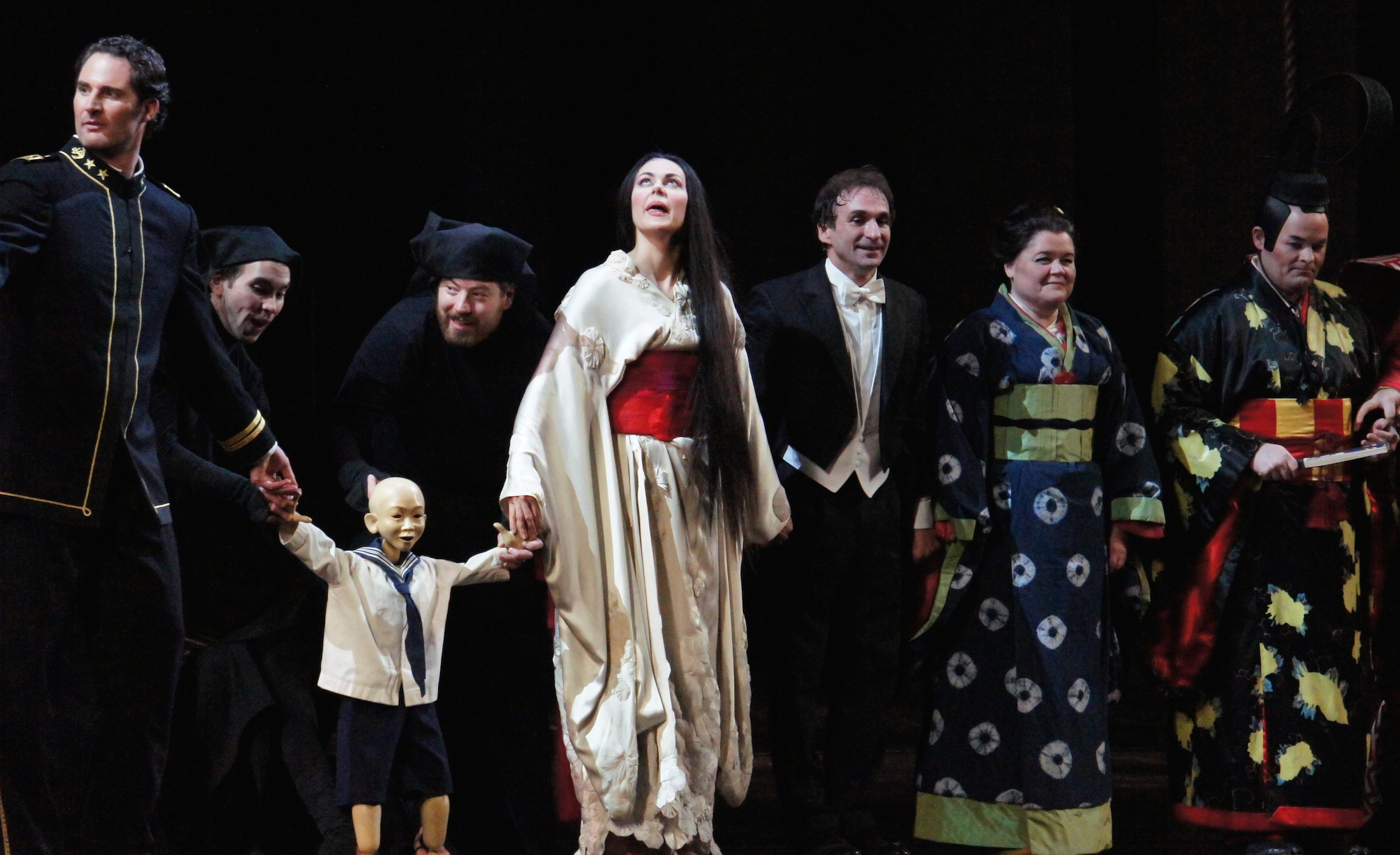met opera madama butterfly 2014 review � simon parris