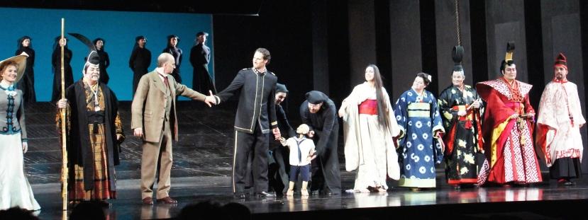 Madama Butterfly 2014 Met Opera