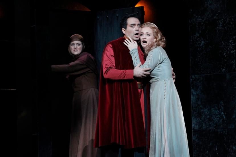 Rigoletto Opera Australia 2014, Dominica Matthews, Gianluca Terranova, Irina Dubroskaya