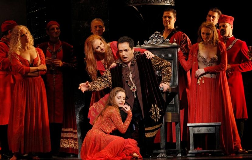 Rigoletto Opera Australia 2014 Gianluca Terranova