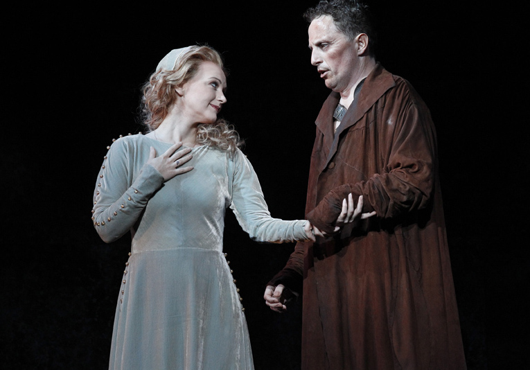 Rigoletto Opera Australia 2014, Irina Dubrovskaya, Warwick Fyfe