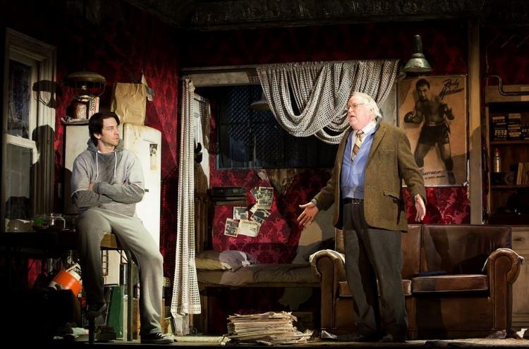 Rocky musical Broadway Andy Karl, Dakin Matthews