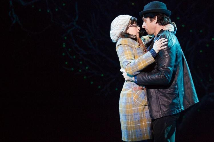 Rocky musical Broadway Margo Seibert, Andy Karl