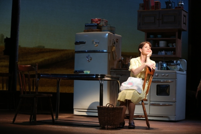 The Bridges of Madison County, Broadway, Kelli O'Hara