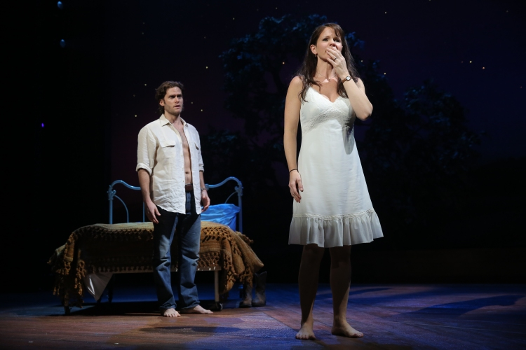 The Bridges of Madison County, Broadway, Steven Pasquale, Kelli O'Hara