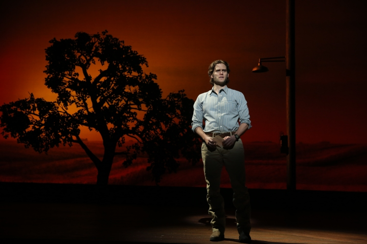 The Bridges of Madison County, Broadway, Steven Pasquale