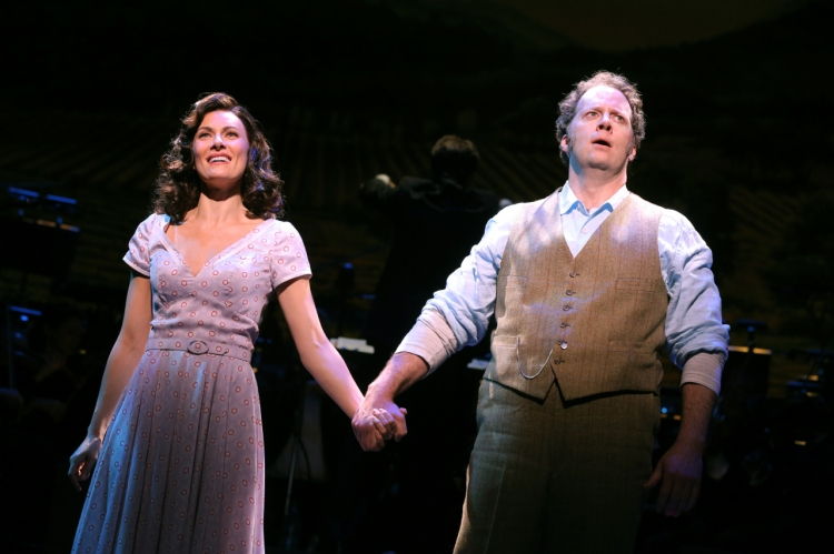 The Most Happy Fella, City Center Encores, Laura Benanti, Shuler Hensley