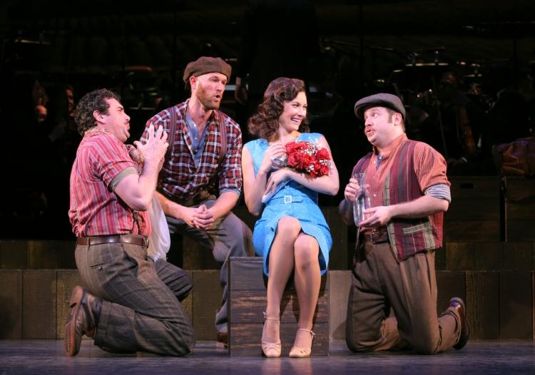 The Most Happy Fella, City Center Encores