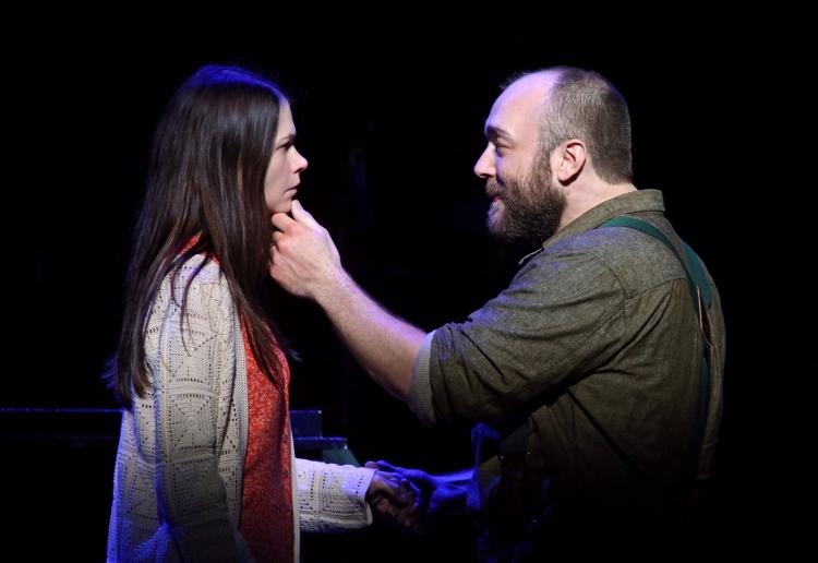 Violet Broadway Sutton Foster, Alexander Gemignani