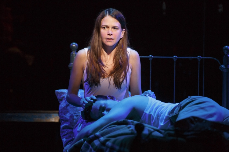 Violet Broadway Sutton Foster, Colin Donnell