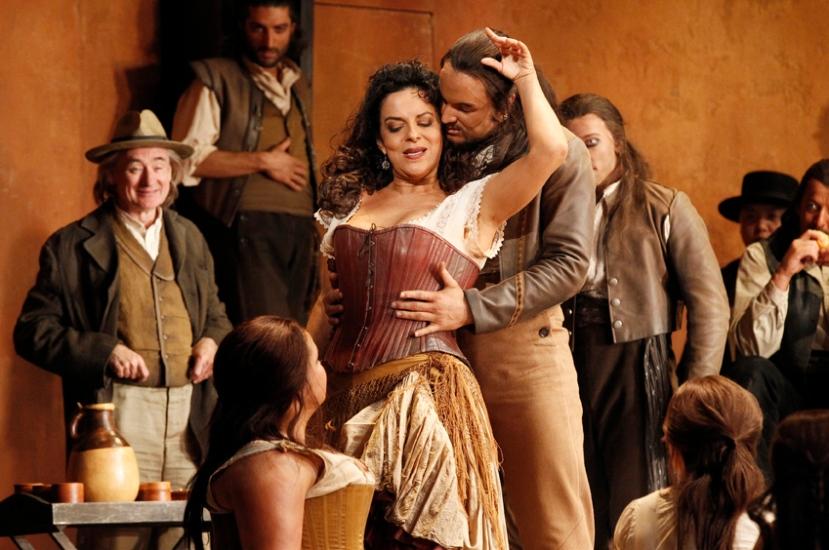 Carmen 2014 Opera Australia, Nancy Fabiola Herrera