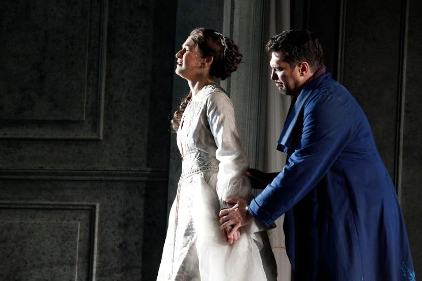 Eugene Onegin 2014 Opera Australia, Nicole Car, Paulo Szot