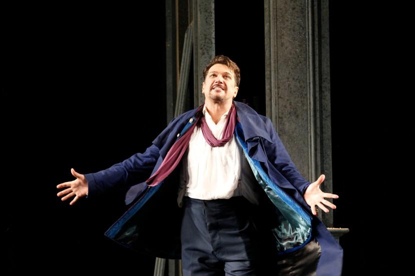 Eugene Onegin 2014 Opera Australia, Paulo Szot