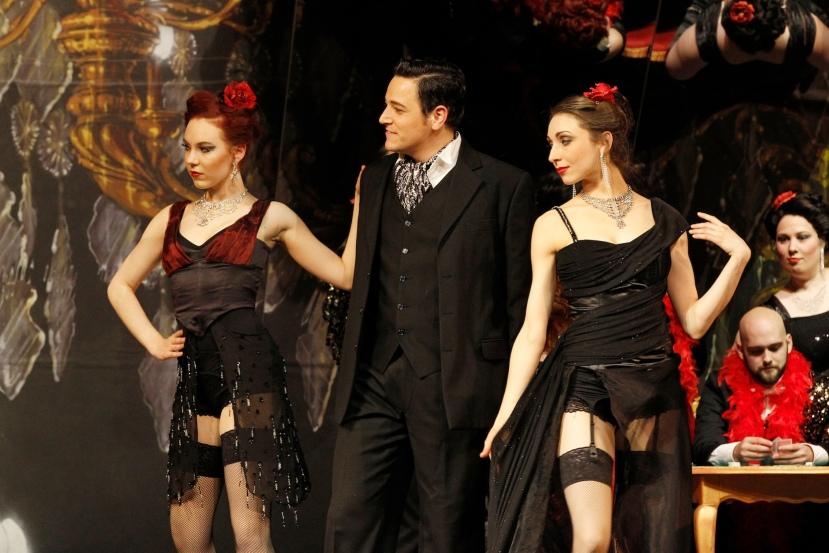 La traviata 2014 Victorian Opera, Alessandro Scotto di Luzio