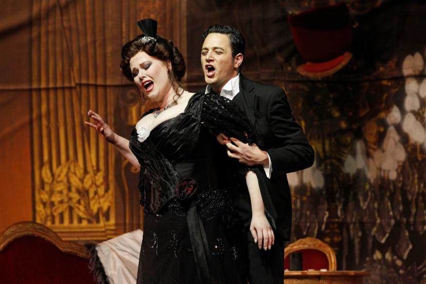 La traviata 2014 Victorian Opera, Jessica Pratt, Alessandro Scotto di Luzio