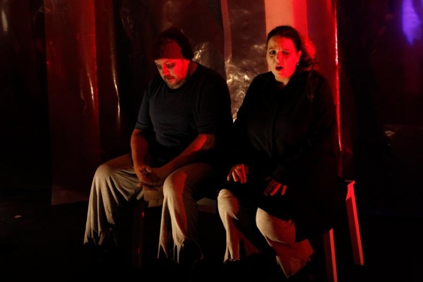 The Consul 2014 Gertrude Opera, Adrian McEniery, LInda Thompson