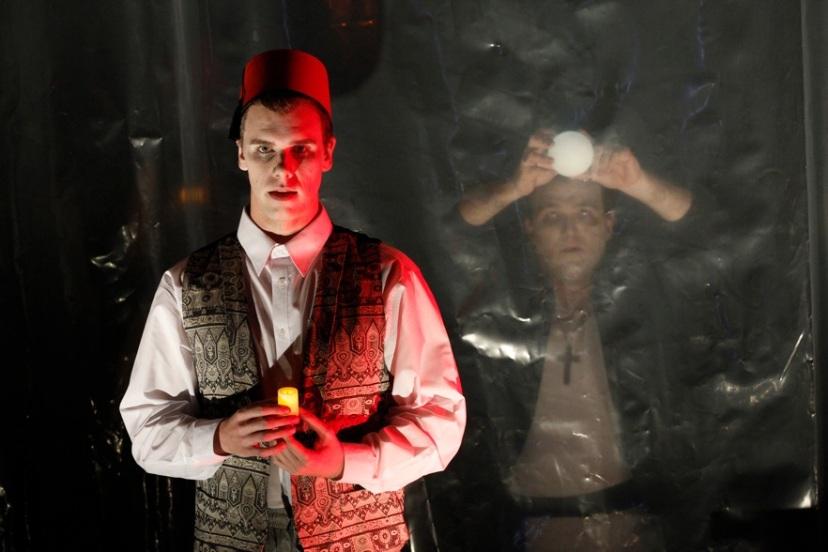 The Consul 2014 Gertrude Opera, Blake Bowden