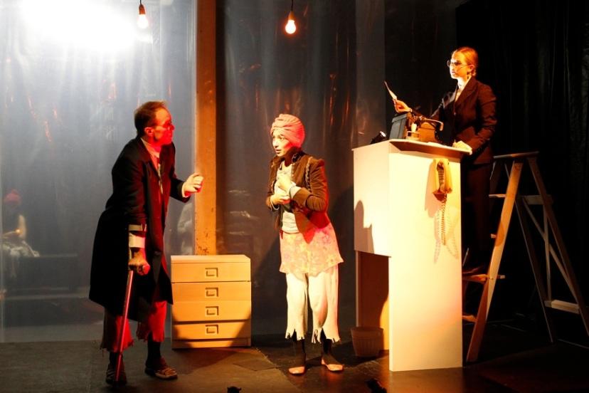 The Consul 2014 Gertrude Opera