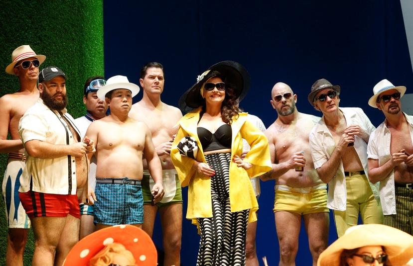 The Turk in Italy 2014 Opera Australia, Emma Matthews
