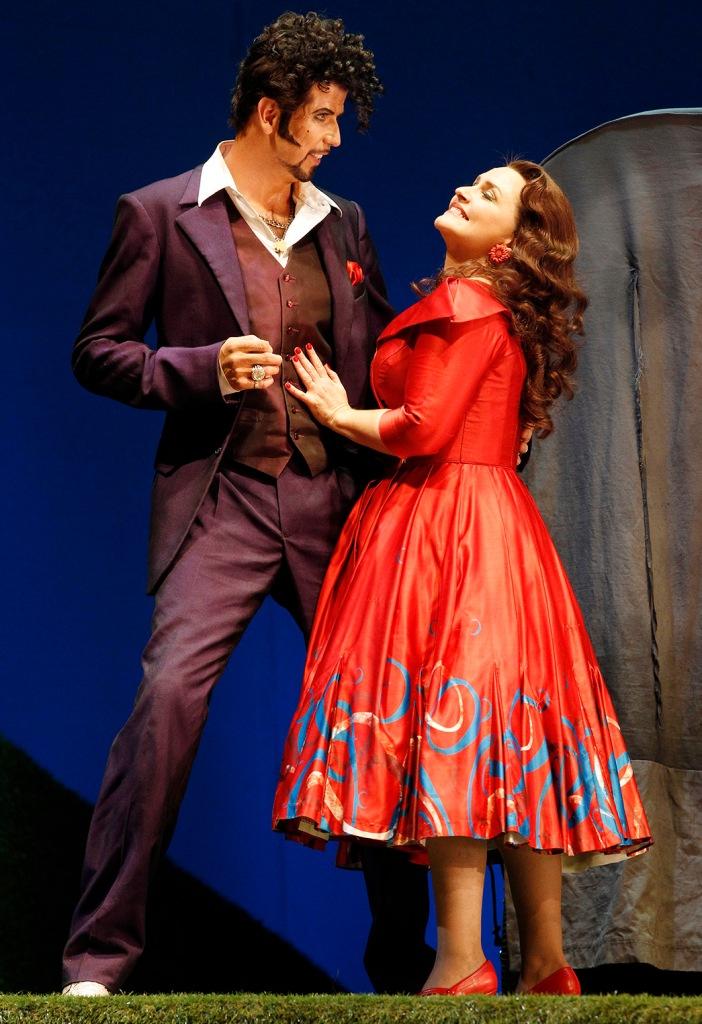 The Turk in Italy 2014 Opera Australia, Shane Lowrencev, Emma Matthews